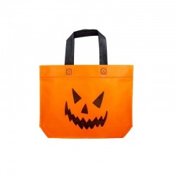 Bolsa estampada 34x26x8 Halloween